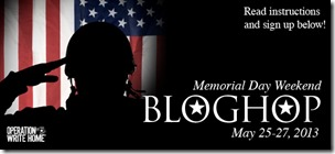 memorial day bloghop image